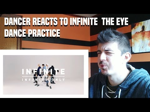 DANCER REACTS TO 인피니트(INFINITE)
