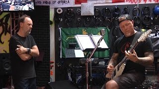 """Metallica: Riff Charge (The Making of """"Hardwired"""")"""