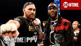 Deontay Wilder vs. Tyson Fury Fight is Official | SHOWTIME PPV