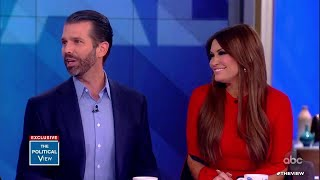 Donald Trump Jr. on Who He Hopes Will Win Democratic Presidential Nomination | The View