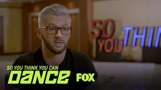 Travis Wall Is Pushing The Boundaries   Season 15 Ep. 6   SO YOU THINK YOU CAN DANCE