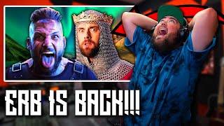 RAPPER REACTS to Epic Rap Battles of History - Ragnar Lodbrok vs Richard The Lionheart