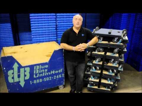Moving Supplies Toronto, Ontario   Blue Bins Unlimited