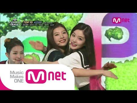 Mnet [엠카운트다운] Ep.390 : 레드벨벳 - 행복(Happiness) @MCOUNTDOWN_140821