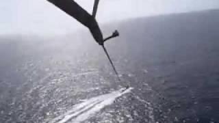 Experiencia del vuelo en parascending