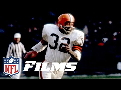 Jim Brown: The Legacy Begins | Jim Brown: A Football Life | NFL Films