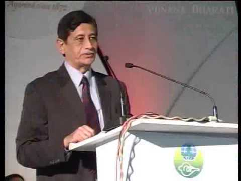 An Overview Of Ayush Sector - Speech Delivered By Shri Anil Kumar IAS