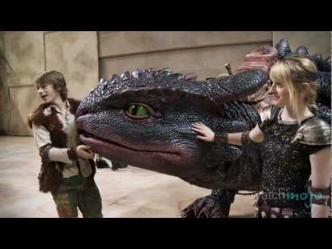 how to train your dragon specials