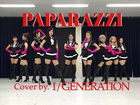 Girls'Generation 소녀시대 SNSD _ PAPARAZZI _ dance cover by. I/GENERATION