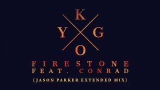 Kygo feat Conrad - Firestone (Jason Parker Extended Mix) [Firedance Video Version]
