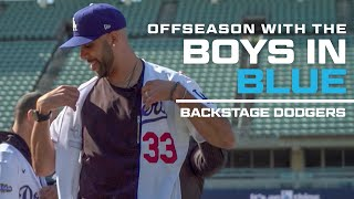 Offseason with Boys in Blue - Backstage Dodgers Season 7 (2020)