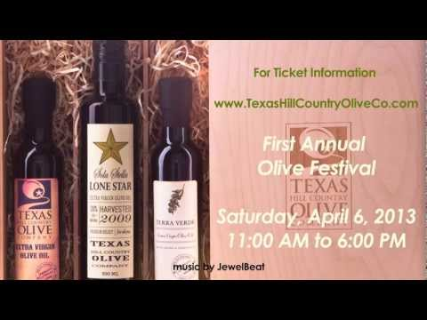 Texas Hill Country Olive Company Festival 2013