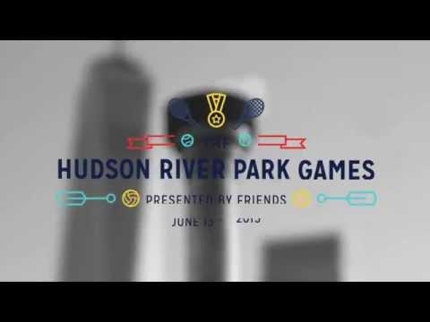 Hudson River Park Games!