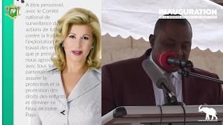 Inauguration de la réserve naturelle de Mabi-Yaya - Allocution du Ministre Adjoumani