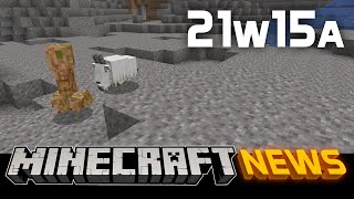 What's New in Minecraft Snapshot 21w15a?