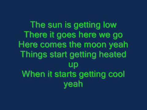 Summer Nights - Rascal Flatts with Lyrics !