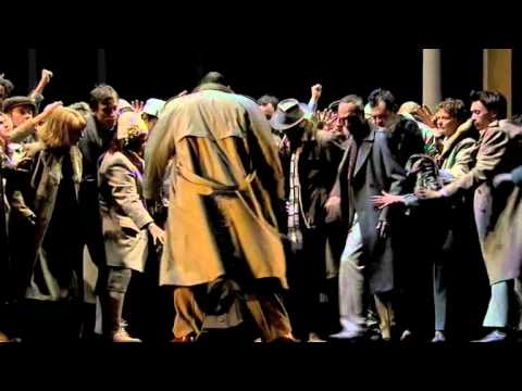Macbeth - VERDI - Tcherniakov - Opéra de Paris 2009