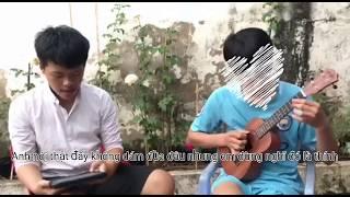 Cover-Mượn rượu tỏ tình (ukulele).
