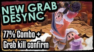 New Grab Desync - SSBU Ice Climbers (Outdated, update in description)