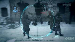Ghost Recon: Future Soldier Trailer - Live Action