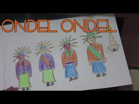 Ondel Ondel Betawi Terbaru 2015 Cewe Ngacir Videomoviles Com