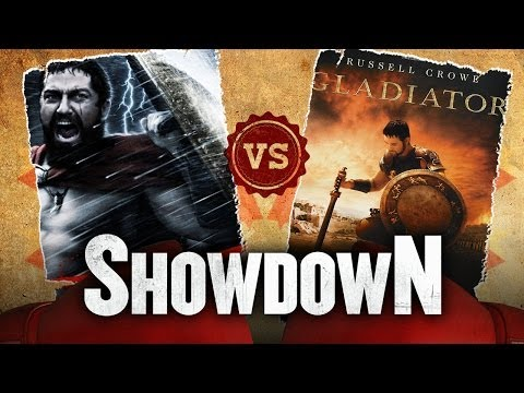 King Leonidas vs. Maximus - Who Would Win a Fight? Showdown HD
