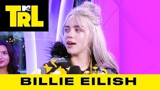 Billie Eilish on Her Love For Tyler, the Creator | Weekdays at 3:30pm | #TRL