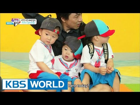The Return of Superman - Parents Visiting Day for the Triplets