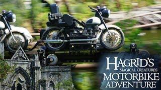 Inside Hagrid's Magical Creatures Motorbike Adventures
