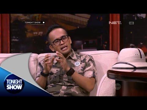 Kang Asep Kambali on Tonight Show NET