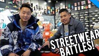 HONG KONG vs. BEIJING STREETWEAR! WHO GOT BETTER STORES? // Fung Bros World Tour