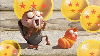 LARVA ❤️ The Best Funny cartoon 2017 HD ► La DRAGON BALLS ❤️ The newest compilation 2017 ♪♪ PART 65