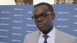 The Good Place Interview - William Jackson Harper