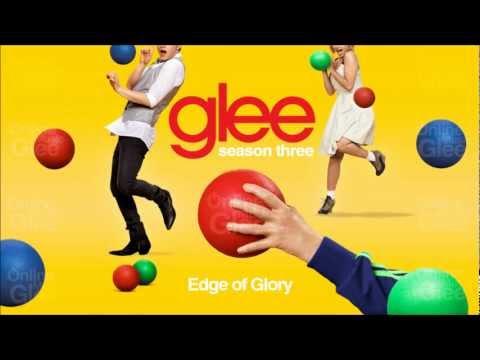 Edge Of Glory - Glee [HD Full Studio]