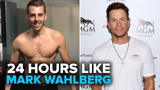 I Lived Like Mark Wahlberg For A Whole Day