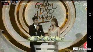 32nd golden disk award live