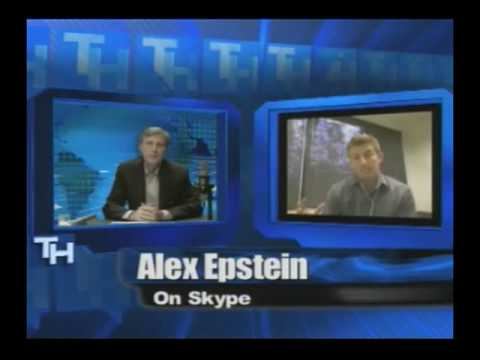 Has capitalism lost its soul? Thom confronts Alex Epstein of www.aynrand.org