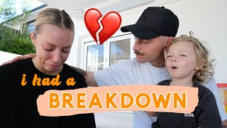 I vlogged our easter weekend at home and...it was emotional [VLOG]