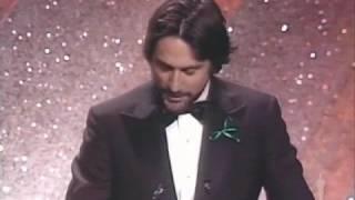 Robert De Niro Wins Best Actor: 1981 Oscars