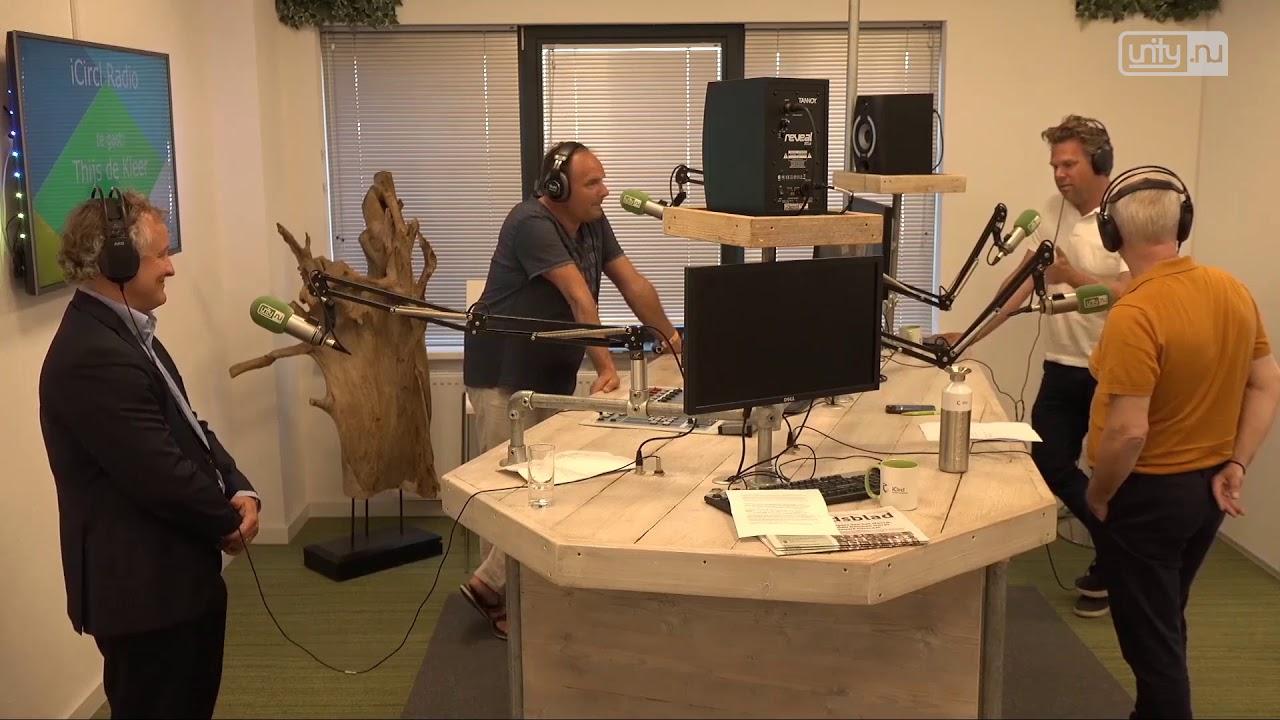 Thijs de Kleer in iCircl Radio over Biopartner5