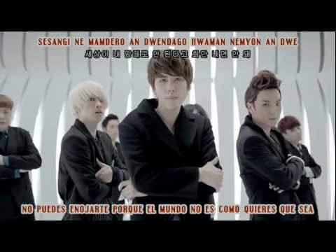 [Sub Español] Super Junior - Mr. Simple [MV HD]