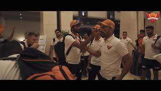 IPL: Sunrisers Hyderabad celebration after beating Delhi C..