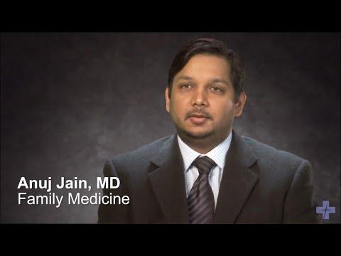 Meet Dr. Anuj Jain, Family Medicine - Advocate Health Care