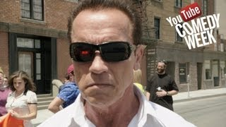 Arnold Schwarzeneggar wants you to watch