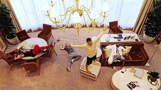 $20,000 HOTEL ROOM!