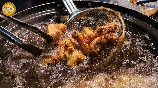 청량리 │ 후라이드 치킨 │ Fried Chicken │ 한국 길거리 음식 │ Korean Street Food