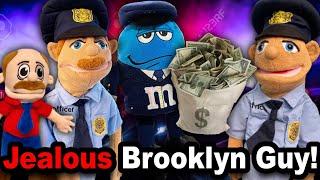 SML Movie: Jealous Brooklyn Guy!