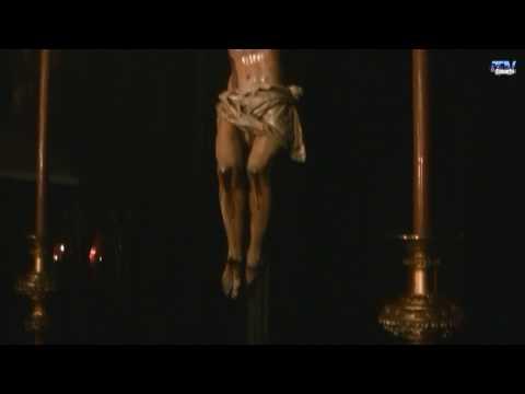 Besapiés Cristo de la Fundación de los Negritos