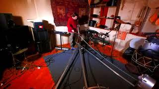Gata Band - Yaybahar solo (instrument founder  Gorkem Sen)