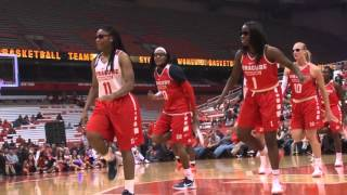 Syracuse Women's Basketball Dance at Orange Madness
